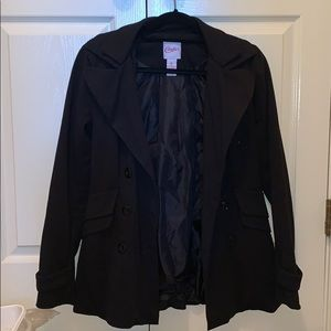 Candies double breasted blazer